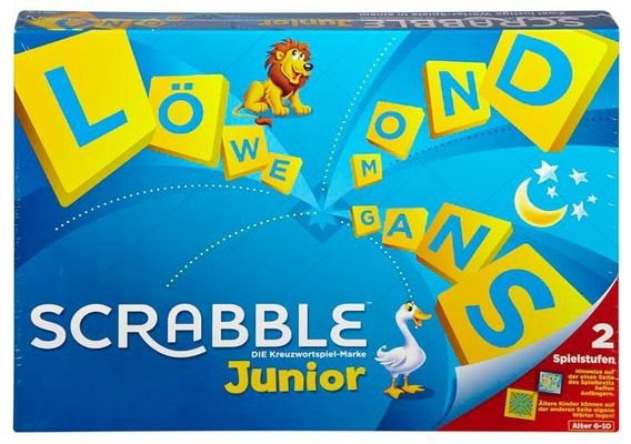 Scrabble Junior (D)