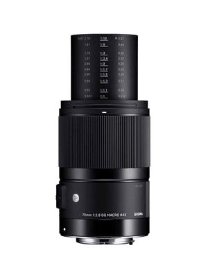 Sigma SIGMA 70mm F2,8 DG MACRO | Art (Sony-E) Objektiv