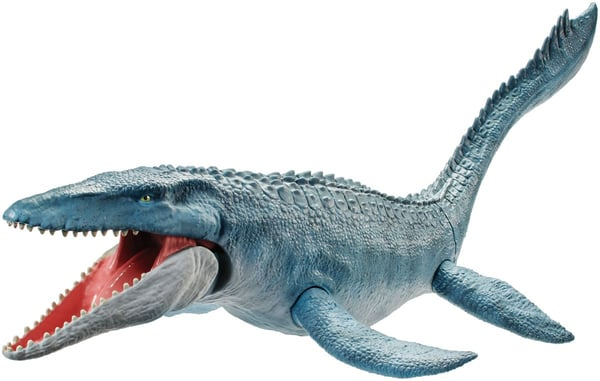 Jurassic World Real Feel Skin Mosasaur