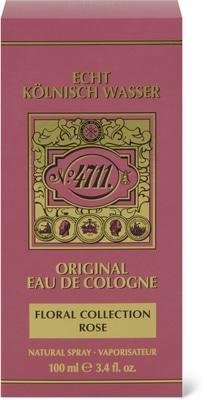 4711 Echt Kölnisch Wasser Rose EdC