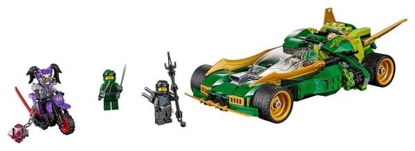 Lego Ninjago 70641 Le Bolide De Lloyd