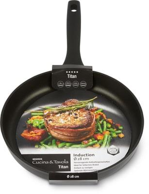 Cucina & Tavola Padella 28cm flat