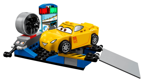 LEGO Juniors Le simulateur de course de Cruz Ramirez 10731