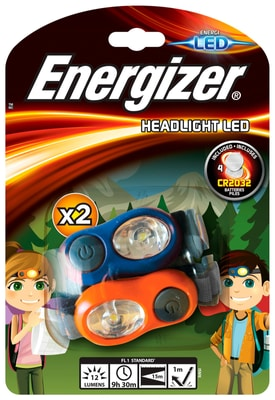 Energizer Stirnlampe Kids Headlight