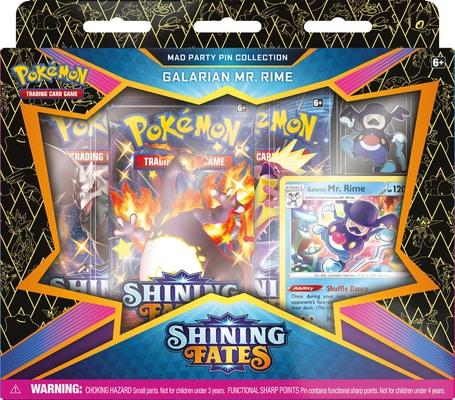 Pokémon SWSH4.5 (ENG) Gesellschaftsspiel