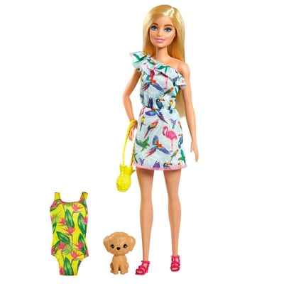 Barbie GRT86 The Lost Birthday Si Bambole