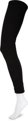 Damen Leggings Thermo schwarz