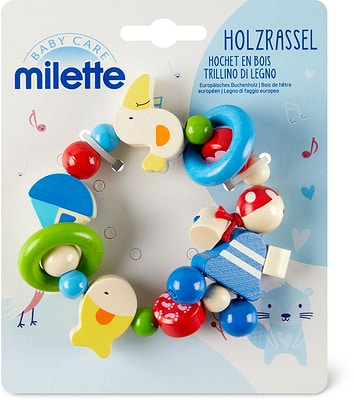 Milette Holzrassel