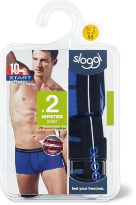 Sloggi Men's Hipster Start