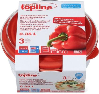 M-Topline MICRO Multifunktional-Geschirr 0.35L Mehrzweck-Behälter 0,35 l