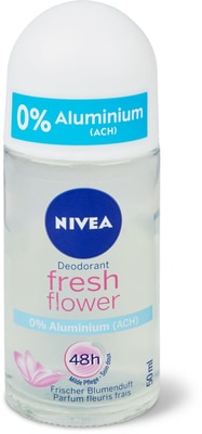 Nivea Deo Roll-on Fresh Flower