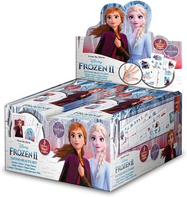 Craze Frozen Foilbag Tattoo Set Schminken