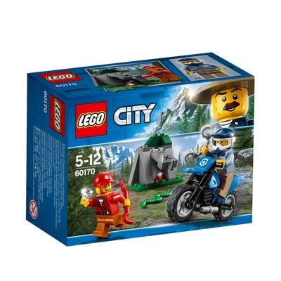 Lego City 60170 Inseguimento Fuori