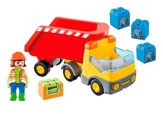 Playmobil 70126 Camion benne