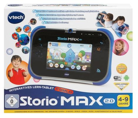 Vtech Storio Max 2.0 Blau  (D)