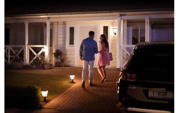 Philips hue Outdoor Econic Lampadaire