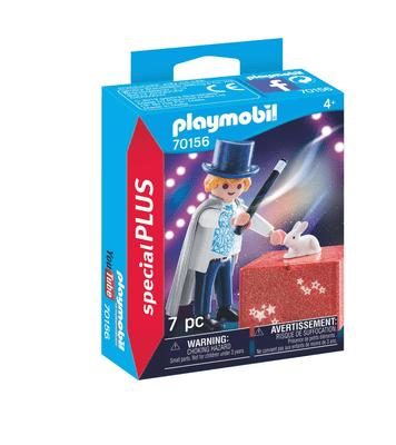 PLAYMOBIL 70156 Magicien et boîte