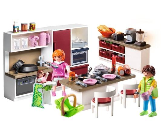 Playmobil Grande cucina attrezzata