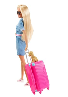 Barbie FWV25 Travel Puppe