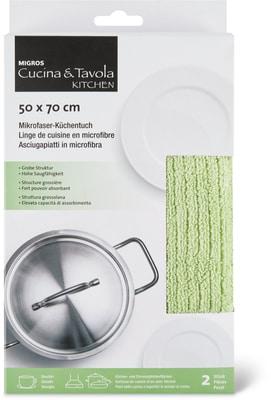 Cucina & Tavola CUCINA & TAVOLA Asciugapiatti in microfibra