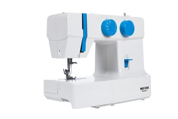Mio Star Sew Quick 100 Blau  Macchina da cucire meccanica
