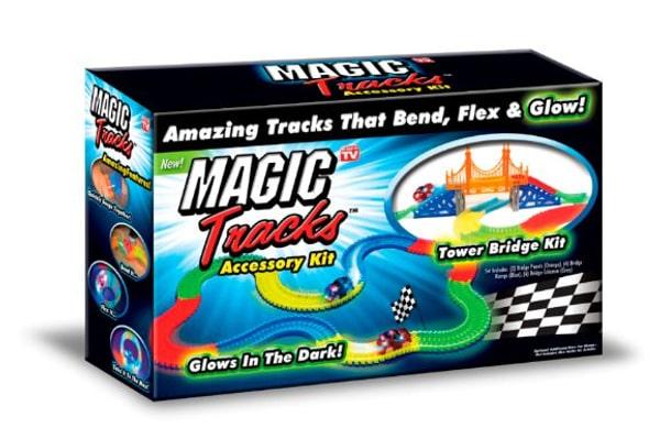 Magic Tracks Tower Bridge Set