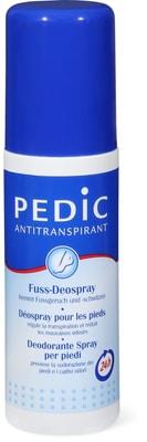 Pedic Fuss-Deospray