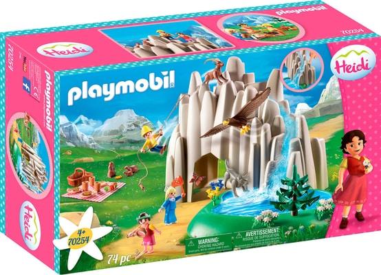 Heidi au lac 70254 Playmobil