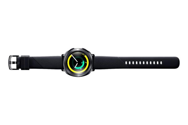 M-Budget M-Budget Samsung Gear Sport schwarz Smartwatch