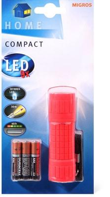 Lampe de poche compact LED