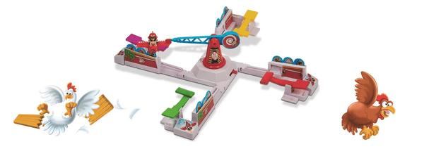 Hasbro Gaming Looping Louie (D) Gesellschaftsspiel