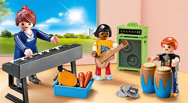 Playmobil Valisette Cours de musique