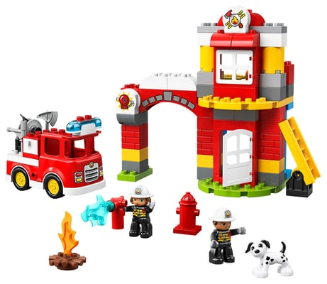 LEGO DUPLO 10903 Le commissariat