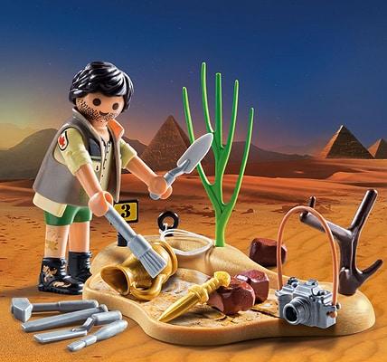 Playmobil Archéologue