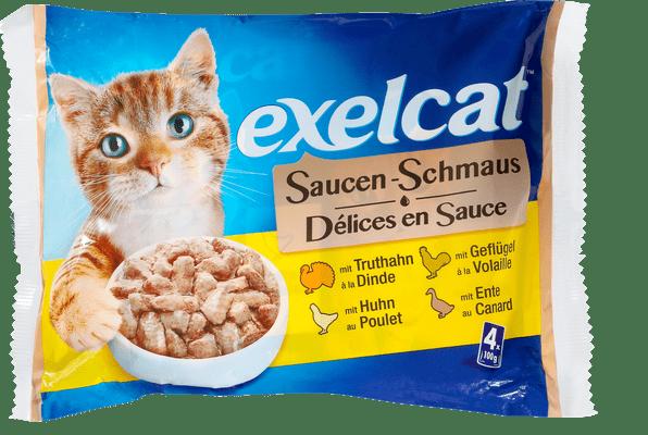 Exelcat Sauce Volaille