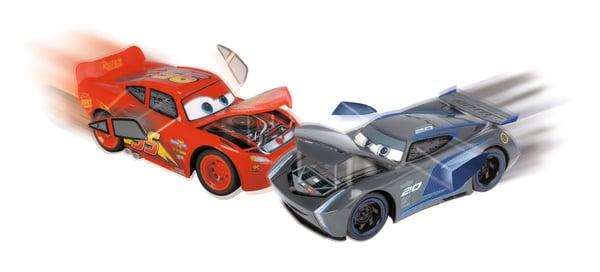 RC Cars 3 Lightning McQueen Crazy Crash