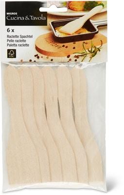 Cucina & Tavola Raclette Spachtel-Set