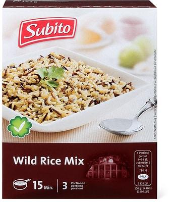 Subito Wild Rice Mix