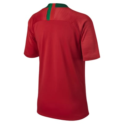 Nike Portugal Stadium Home Maglietta di calcio bambini Portugal