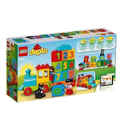 LEGO DUPLO Il treno dei numeri 10847