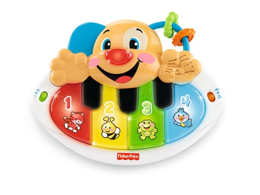 Fisher-Price Hündchens Lernspass Piano (D)