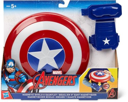 avengers captain america magnetisches schild migros. Black Bedroom Furniture Sets. Home Design Ideas