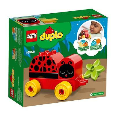 Lego Duplo 10859 La Mia Prima Coccinella
