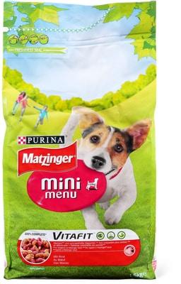 Matzinger Mini Menu Manzo & Cereali