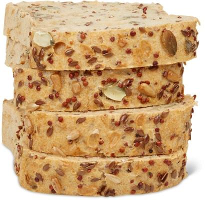 Quinoa Brot aha!