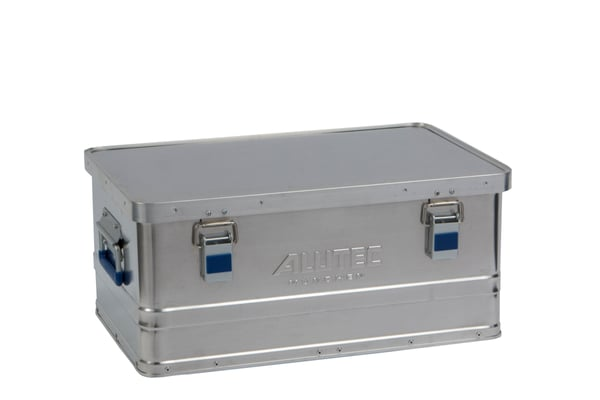 Alutec Box en aluminium BASIC 40 0.8 mm