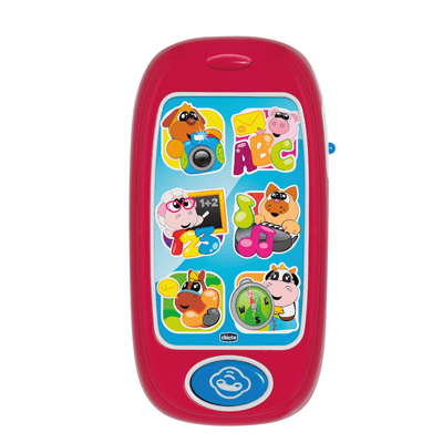 Chicco ABC Animal Smartphone (D)
