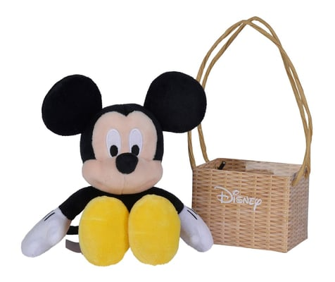 Disney Plüsch im Korb 20 cm