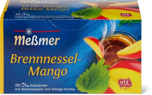 Messmer tisana Ortica e mango