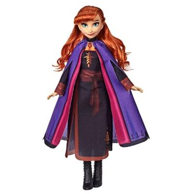 Disney Frozen II Anna Puppe mit Outfit